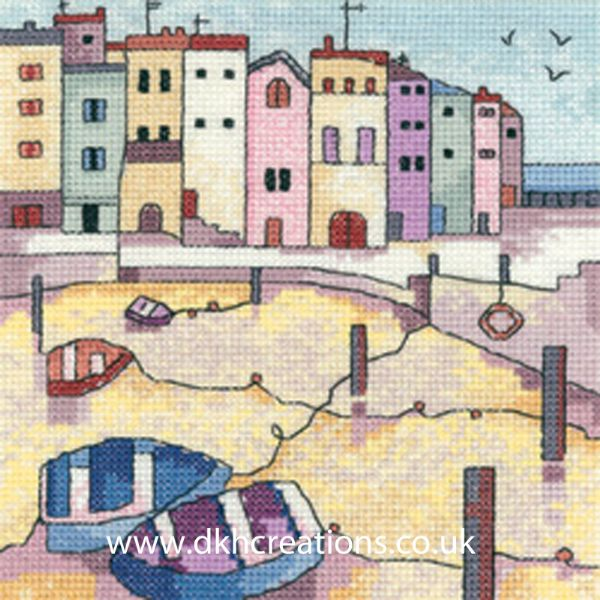 Quiet Moorings Cross Stitch Kit